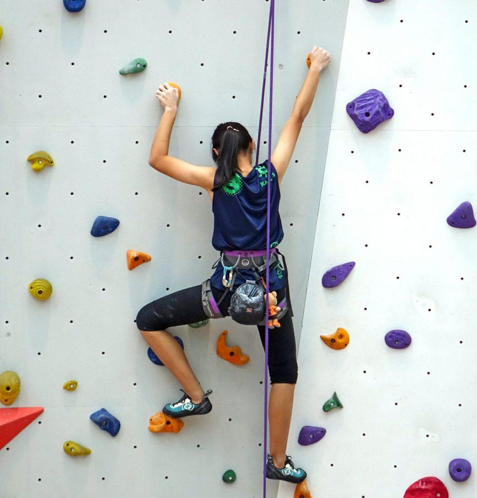 Rock climbing 2