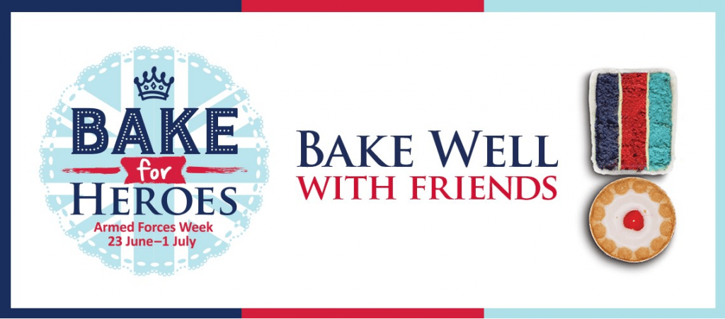 Bake for heroes